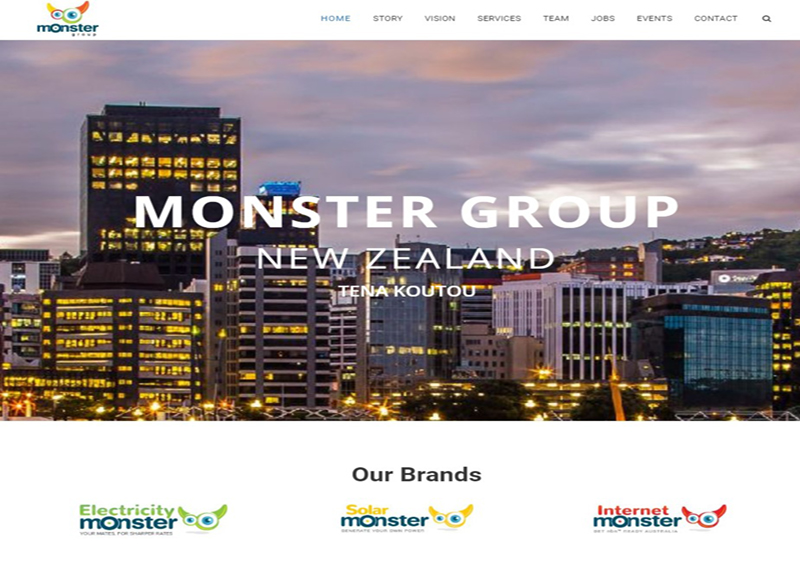 Monster Group Case Study